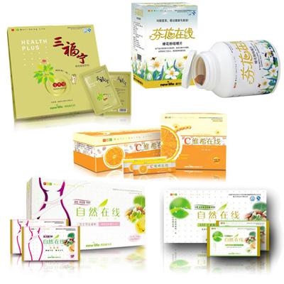 健康食品系列 化妆品 达州韩国新生活化妆品产品分类高清图片